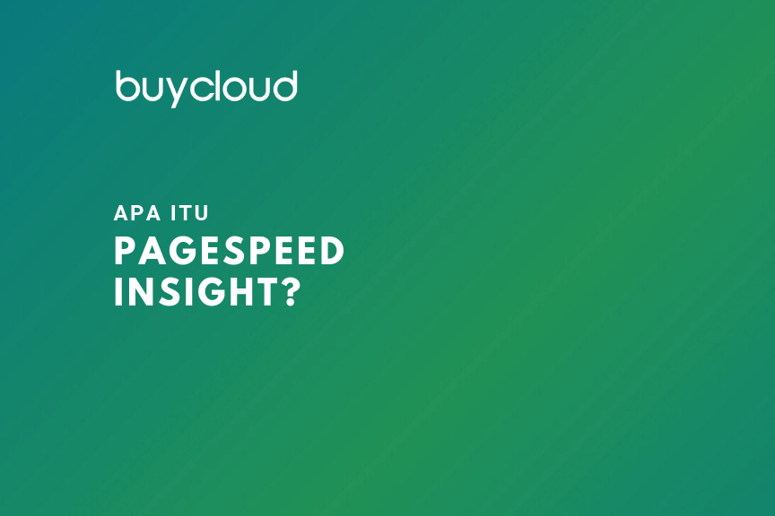 Google Pagespeed Insight